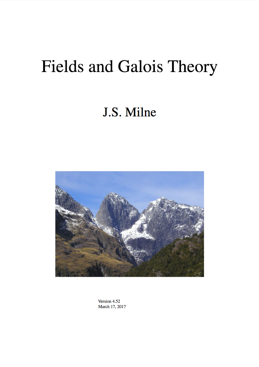 Milne Field Theory